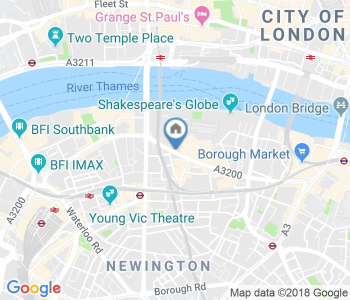 1 Bed Penthouse, Southwark Street, SE1