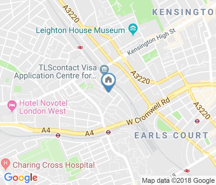 2 Bed Flat, West Kensington, W14