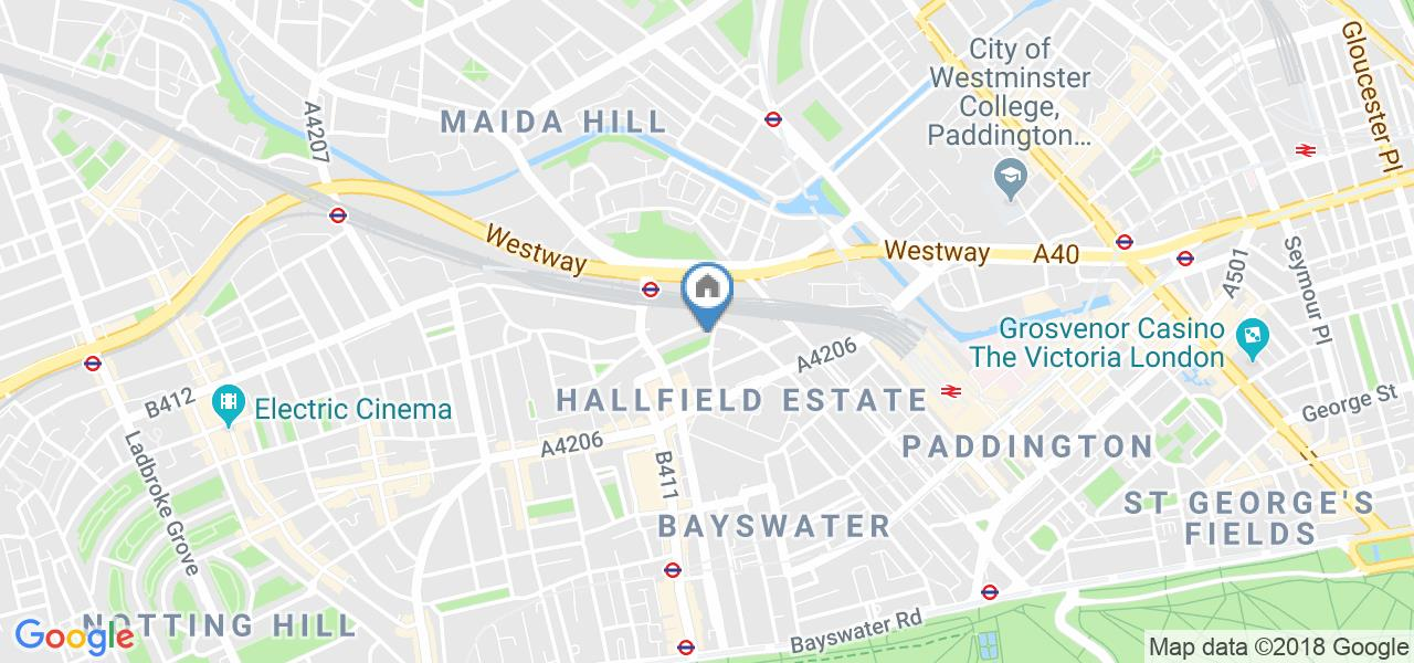 1 Bed Flat, Porchester Square, W2