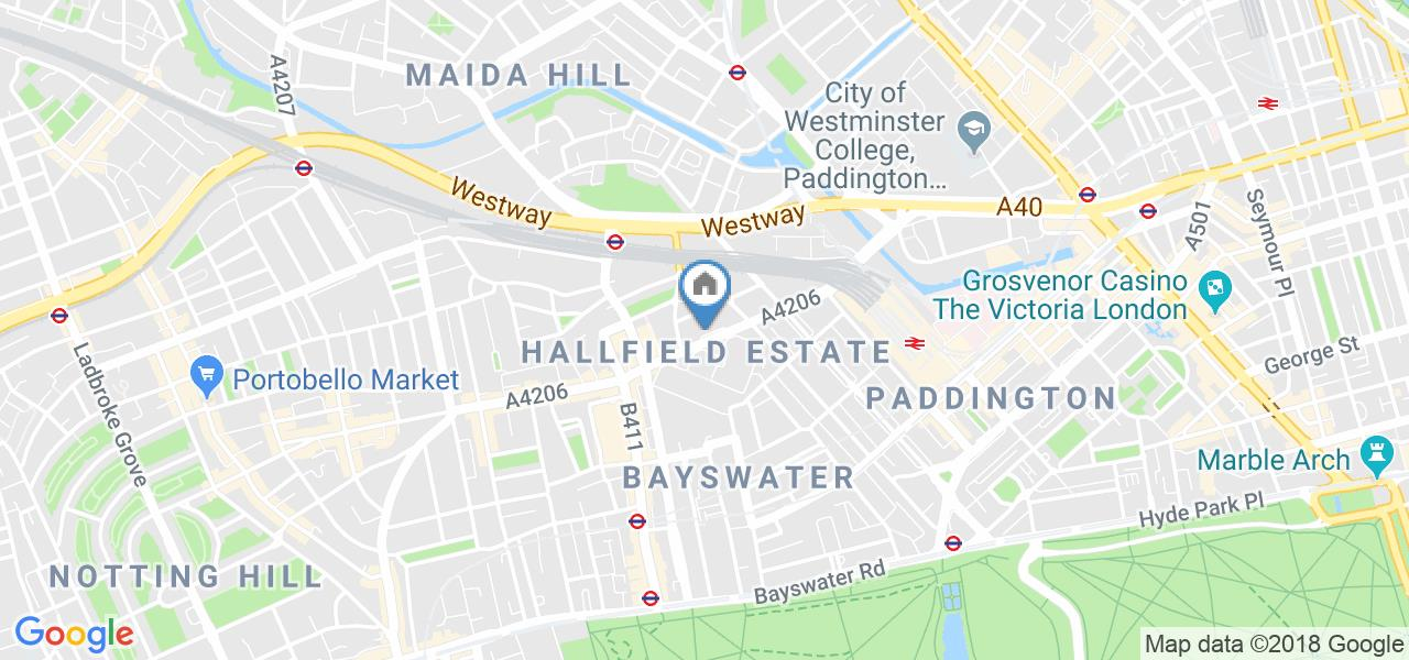 1 Bed Flat, Bayswater, W2