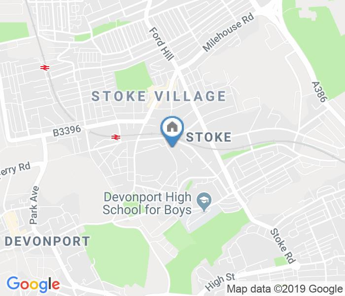 1 Bed Flat, Stoke, PL1