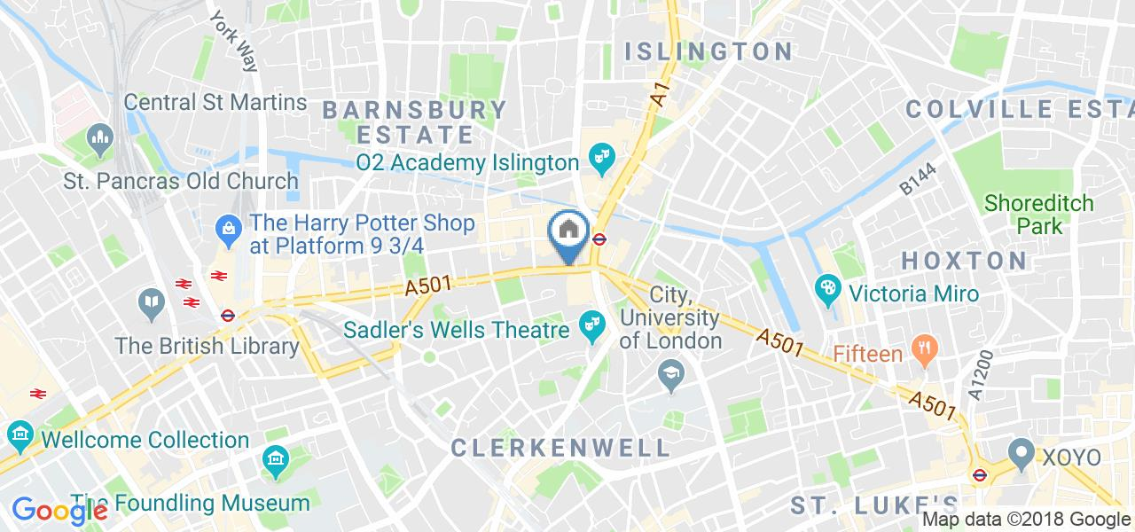 2 Bed Flat, Pentonville Road, N1