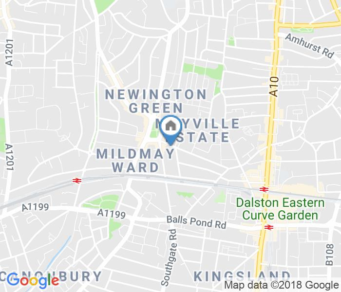 2 Bed Flat, Mildmay Road, N1