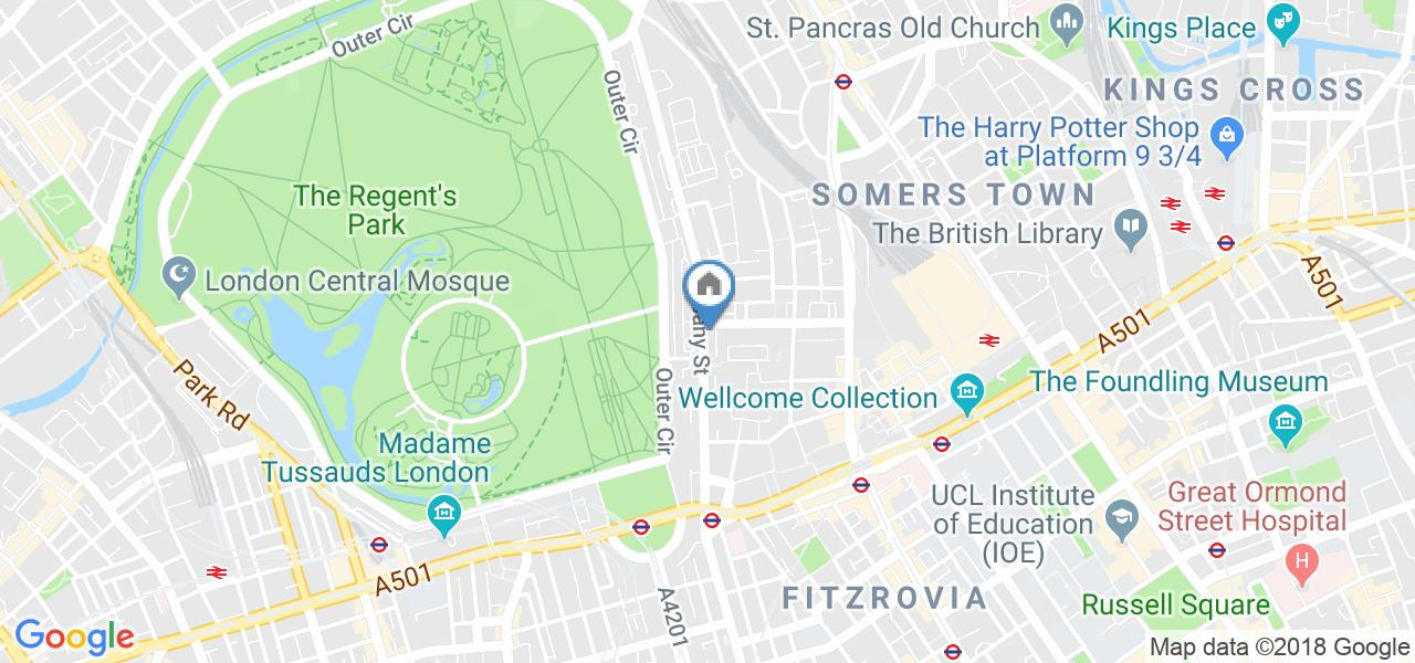 3 Bed Flat, Albany Street, NW1