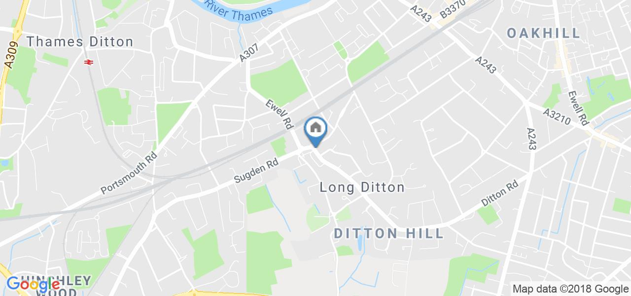 1 Bed Flat, Ditton Hill Road, KT6