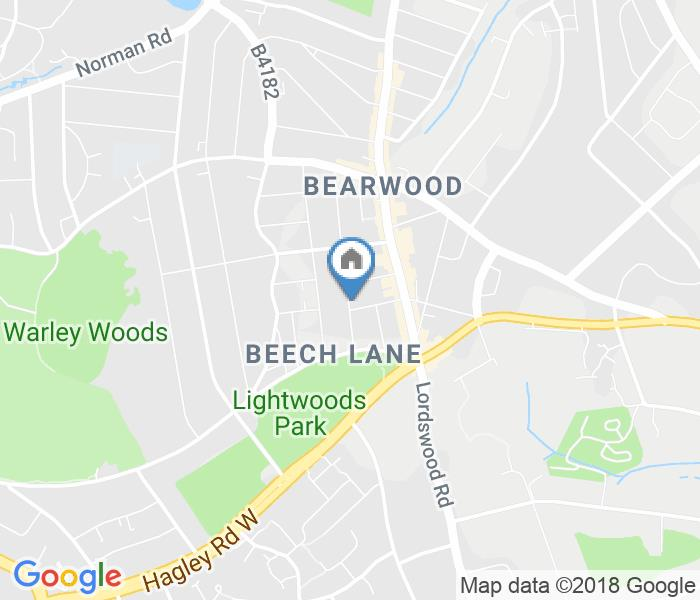 3 Bed Terraced House, Lightwoods Road, B67