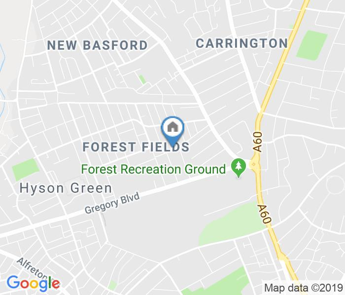 Room in a Shared House, Wiverton Road, NG7