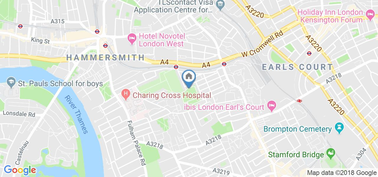 2 Bed Flat, Comeragh Road, W14