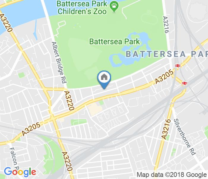 2 Bed Flat, Warriner Gardens, SW11
