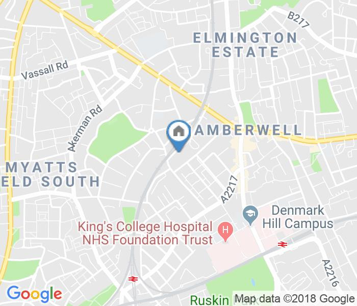 Room in a Shared Flat, Camberwell Station Road, SE5