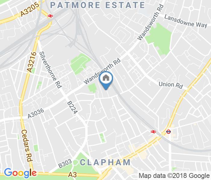 Room in a Shared House, Brayburne Avenue, SW4