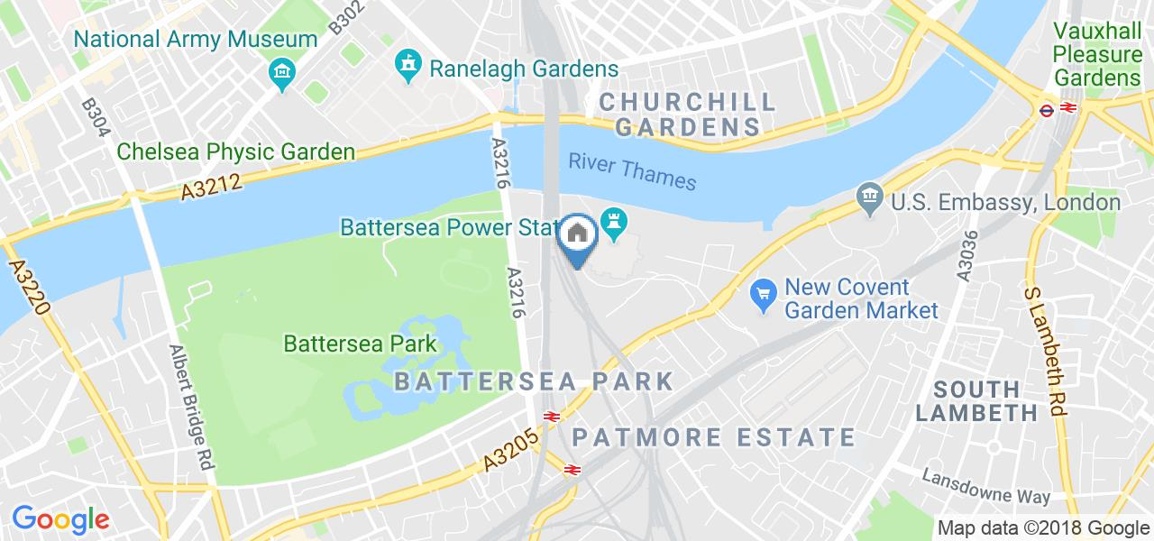 2 Bed Flat, Circus Road West, SW11