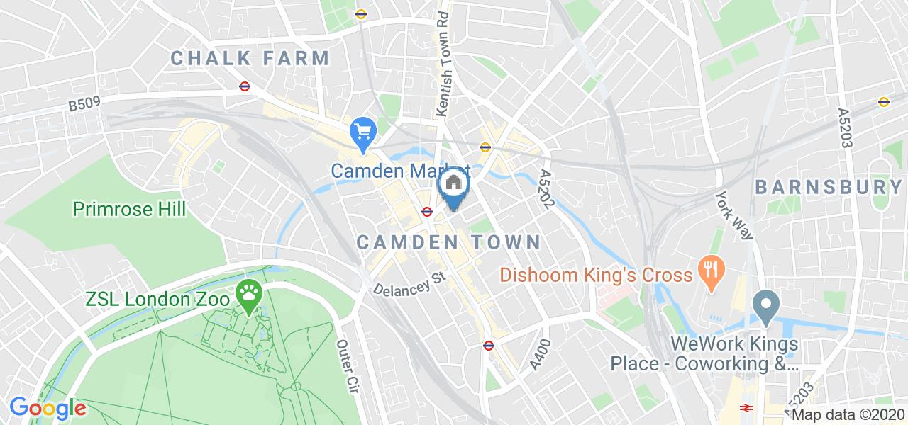 2 Bed Maisonette, Greenland Road, NW1