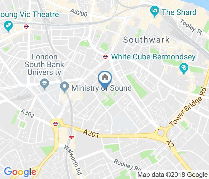 1 Bed Flat, Trinity Church Square, SE1