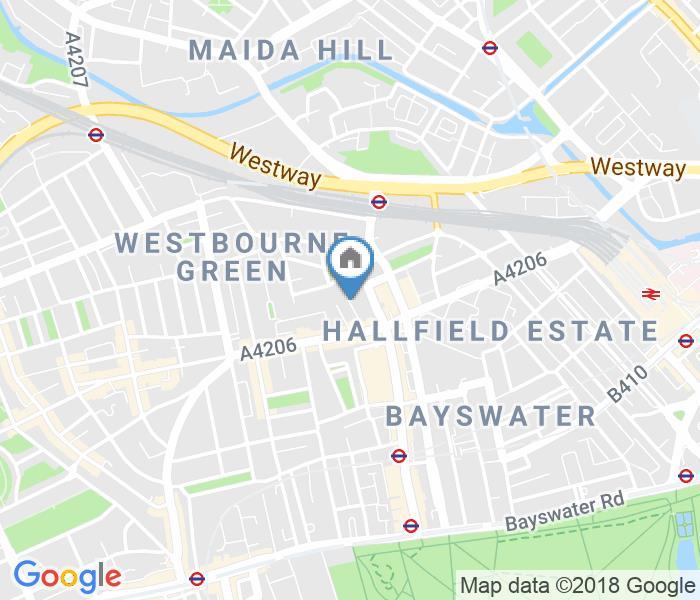 Bedsit, Hatherley Grove, W2