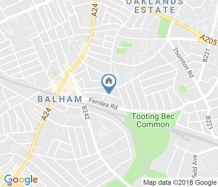 2 Bed Flat, Rossiter Road, SW12