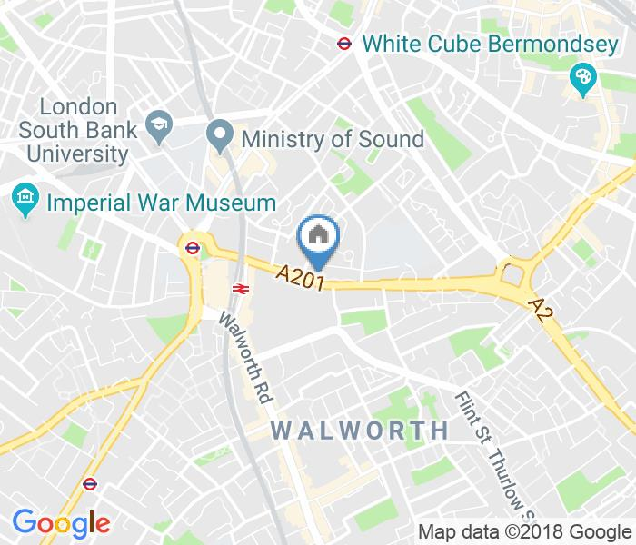 1 Bed Flat, Cartwright House, SE1