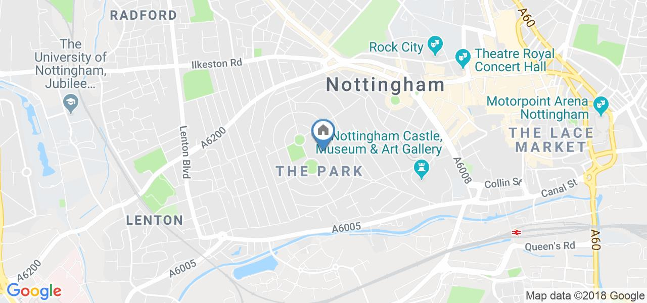 2 Bed Flat, Adam House, NG7