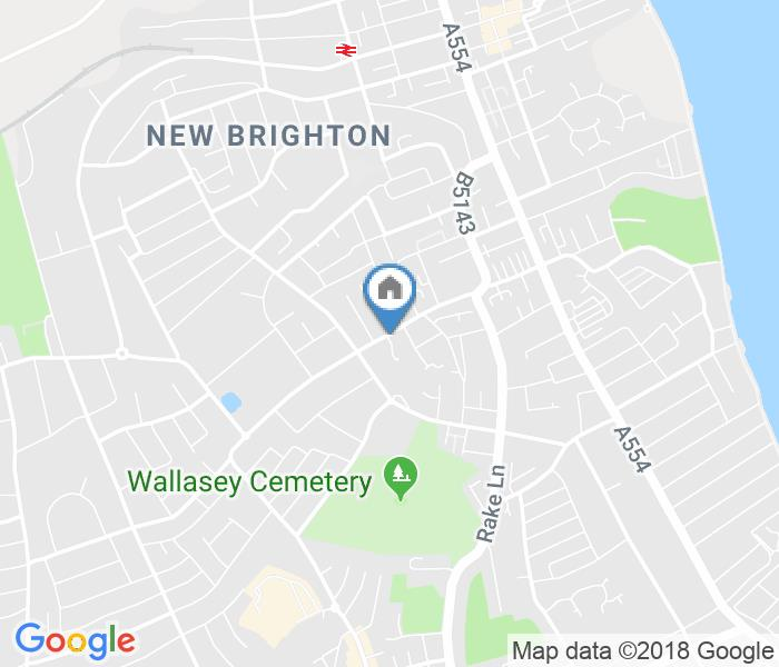 2 Bed Flat, Mount Pleasant Rd, CH45