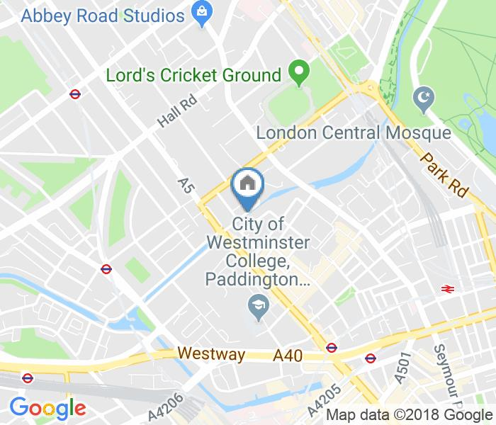 1 Bed Flat, Aberdeen Place, NW8