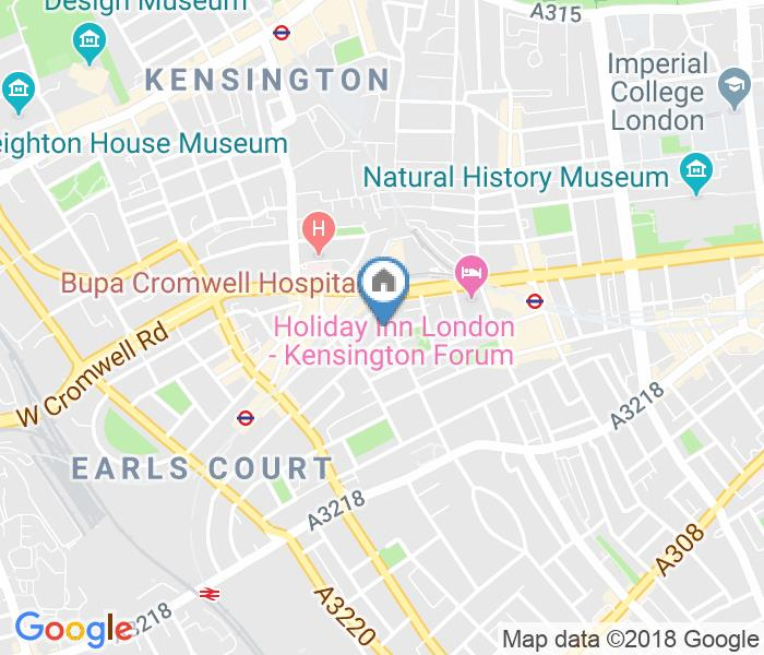 1 Bed Flat, Collingham Road, SW5