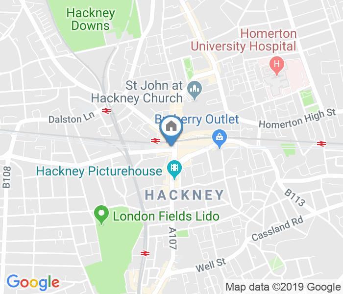 1 Bed Flat, Hackney, E8