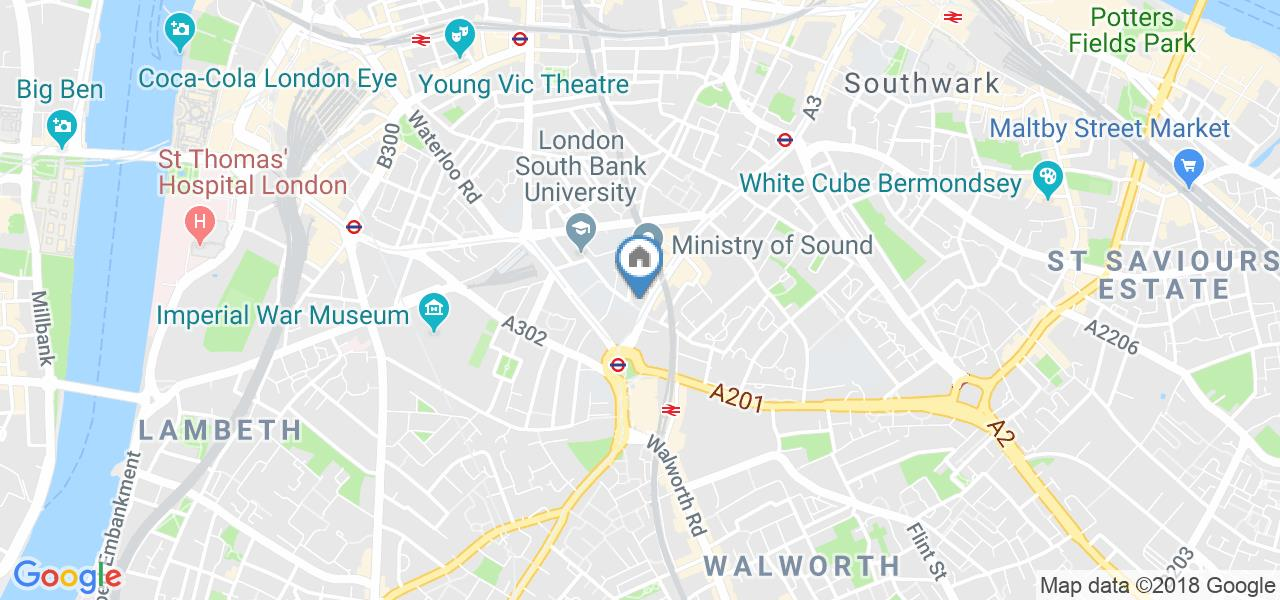 1 Bed Flat, Two Fifty One, SE1