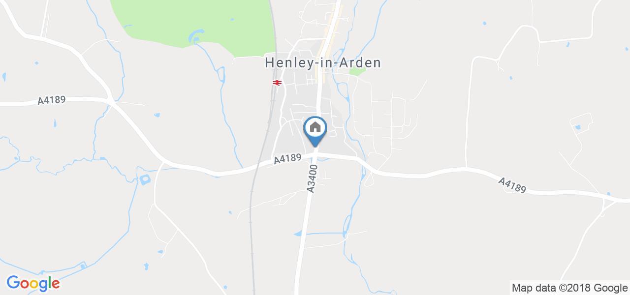 2 Bed Flat, Henley In Arden, B95