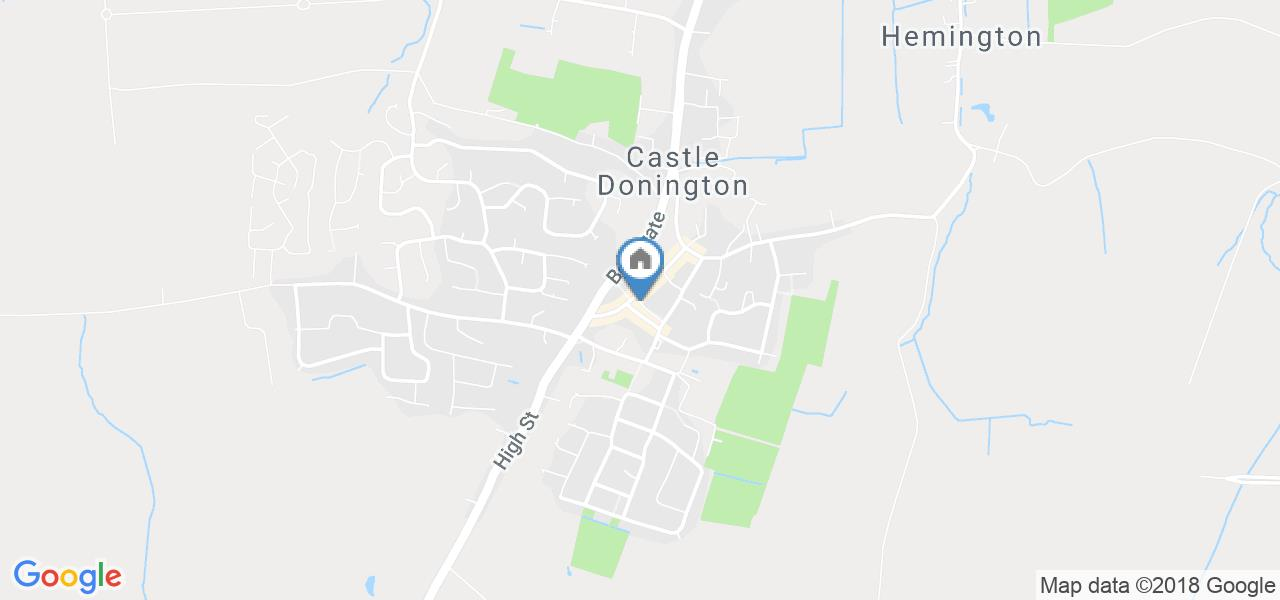 2 Bed Flat, Castle Donnington, DE74