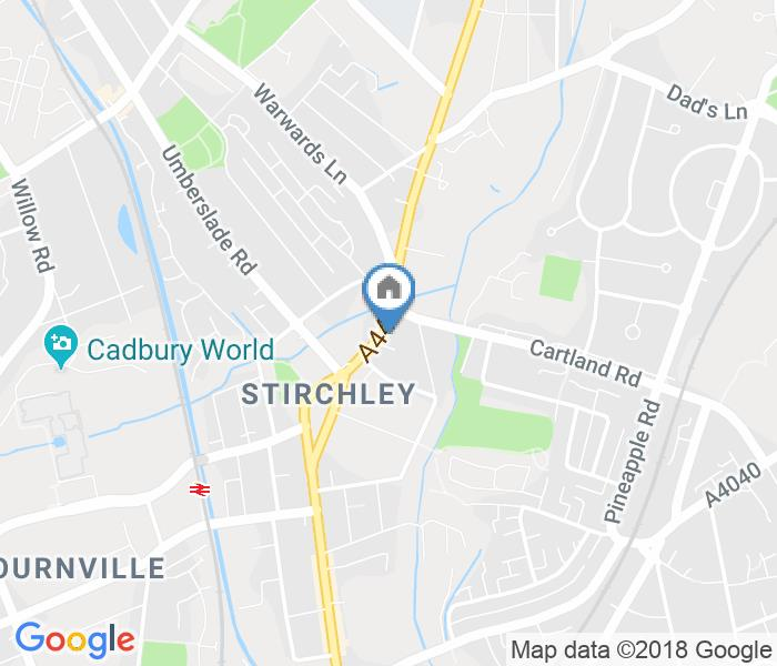 Room in a Shared House, Pershore Road, B30