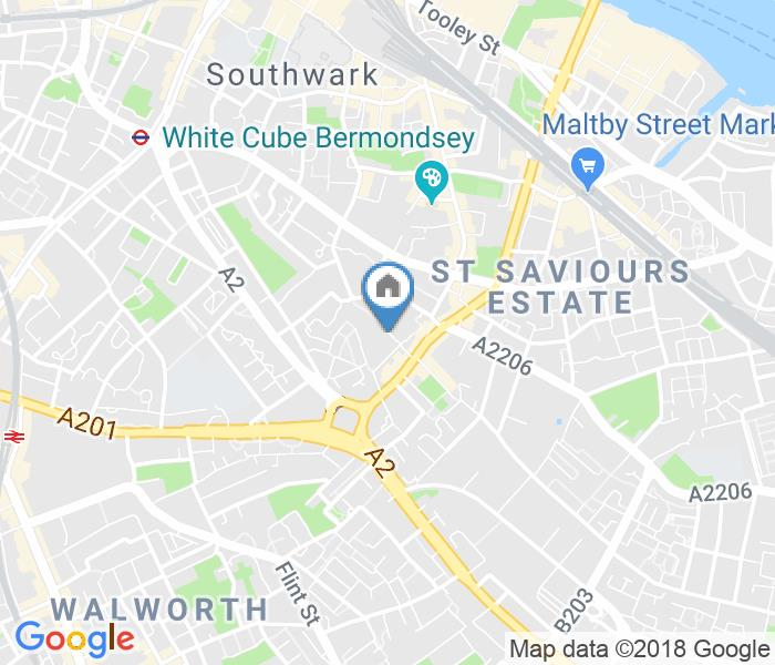 2 Bed Flat, Rothsay Street, SE1