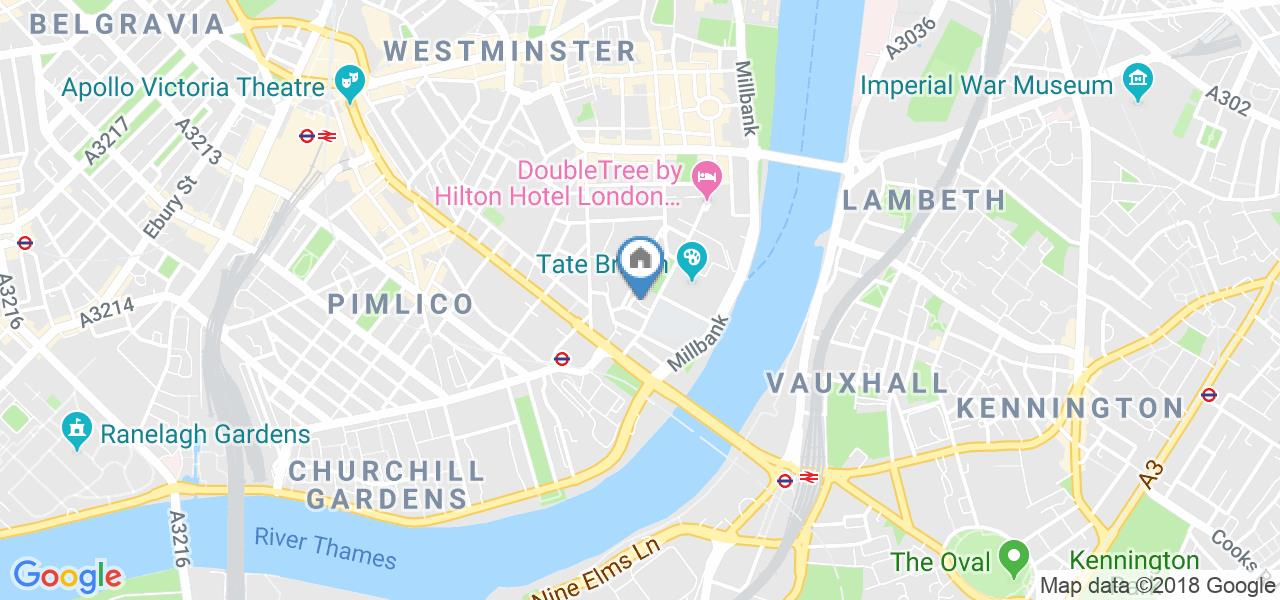 Room in a Shared Flat, Landseer House, SW1P