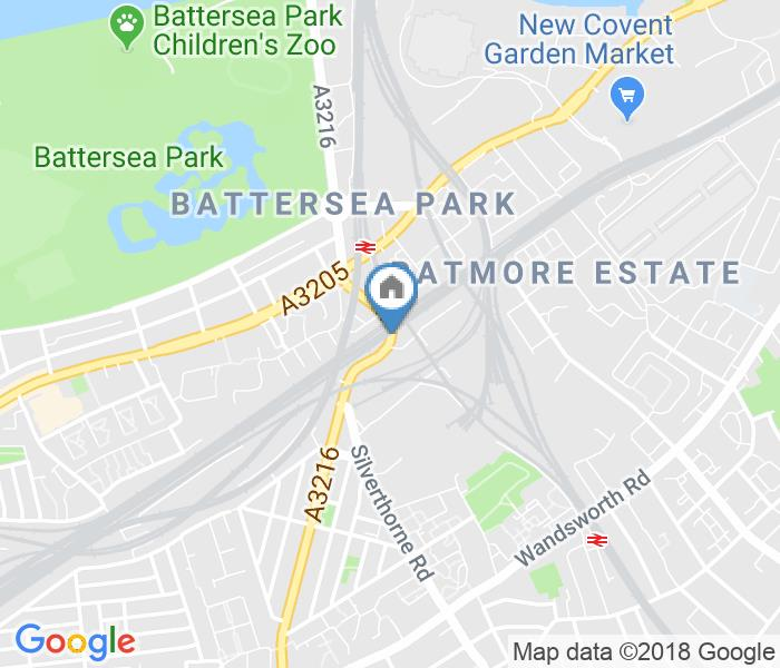 Room in a Shared Flat, Queenstown Road, SW8