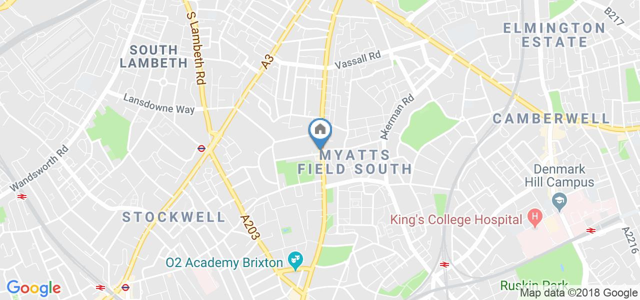 1 Bed Terraced House, Brixton Road, SW9
