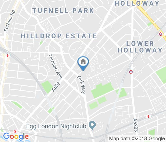 Room in a Shared Flat, Hungerford Road, N7