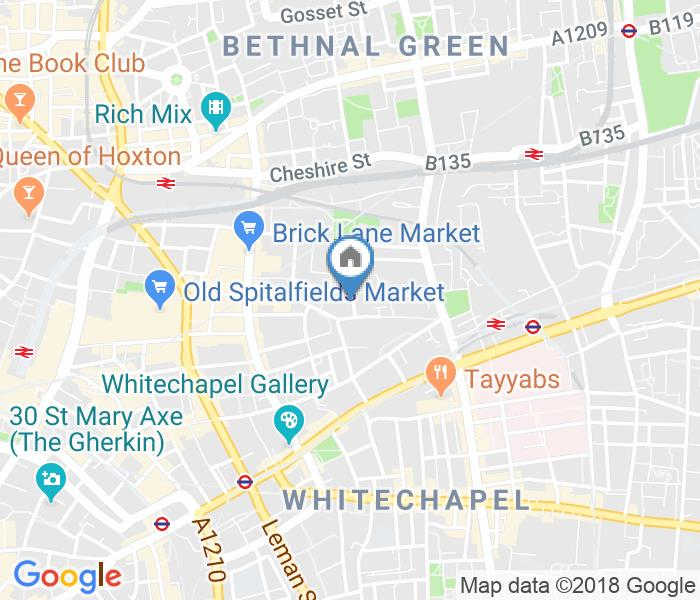 1 Bed Flat, Tannery House, E1