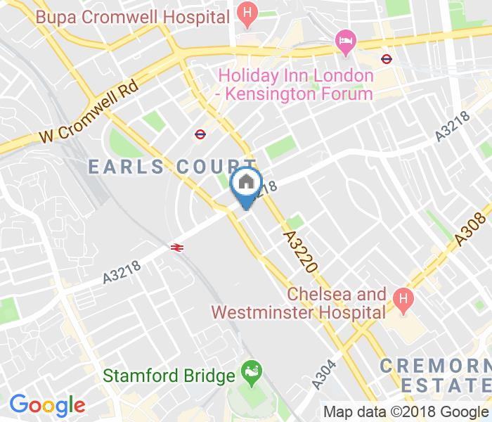 1 Bed Flat, September House, SW10