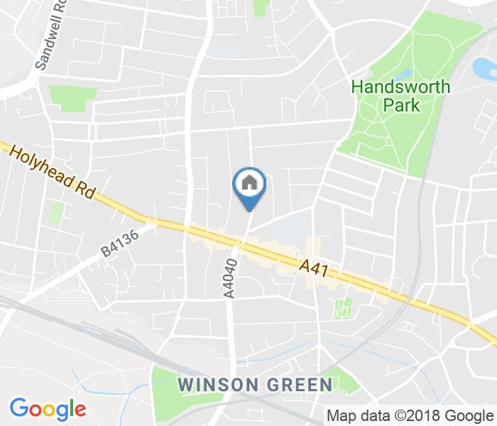 Room in a Shared House, Linwood Road, B21