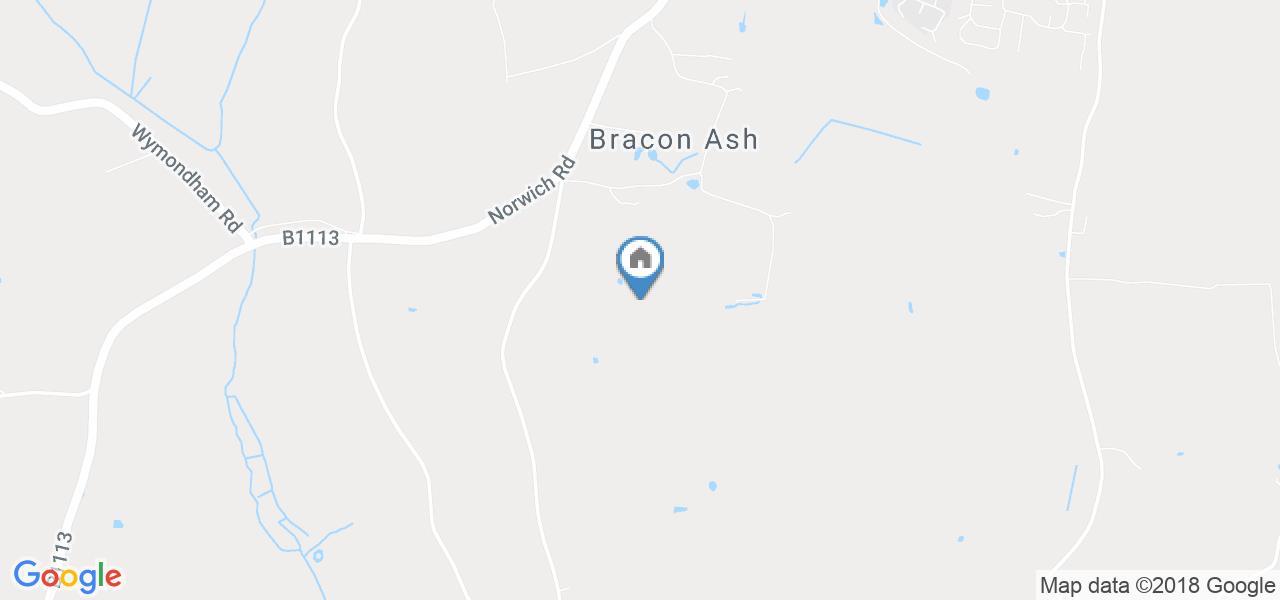 1 Bed Maisonette, Bracon Ash, NR14
