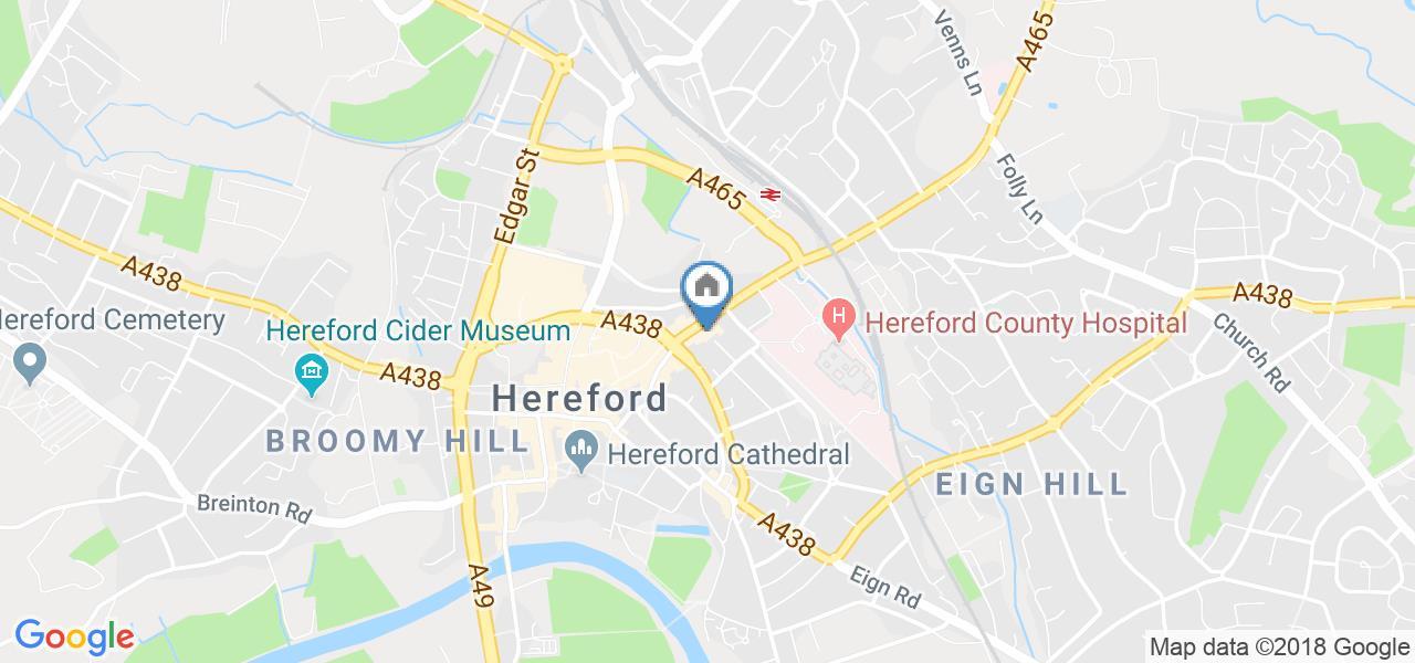 2 Bed Flat, Heteford, HR1