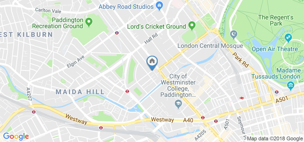1 Bed Flat, Clifton Road, W9