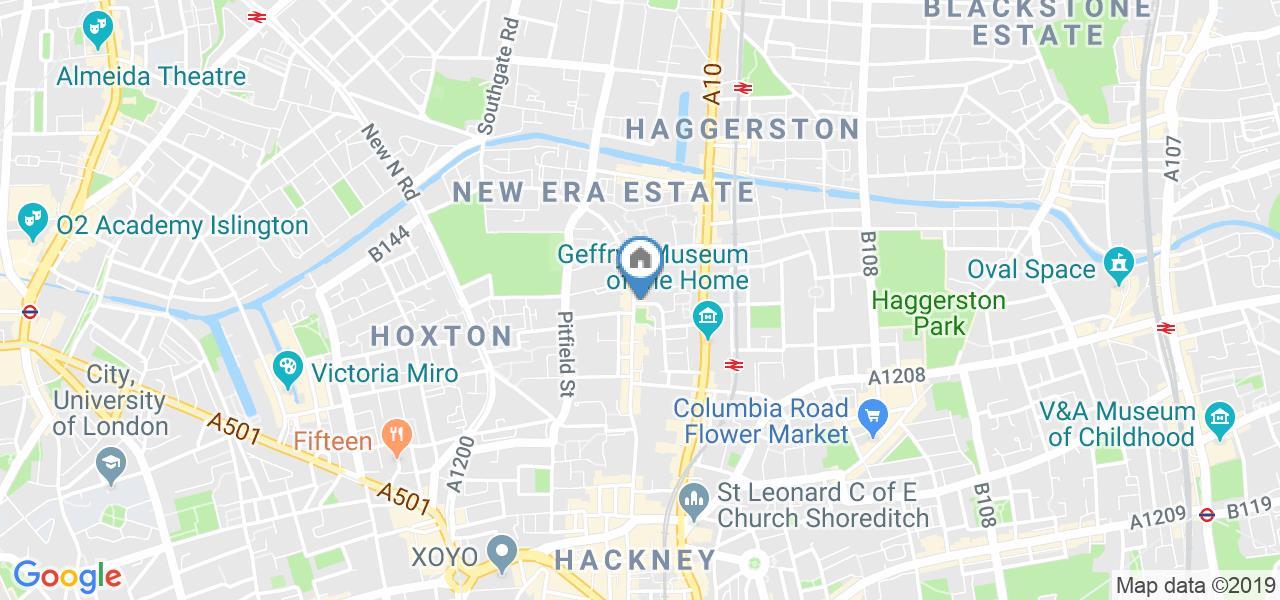 1 Bed Flat, Hoxton Street, N1