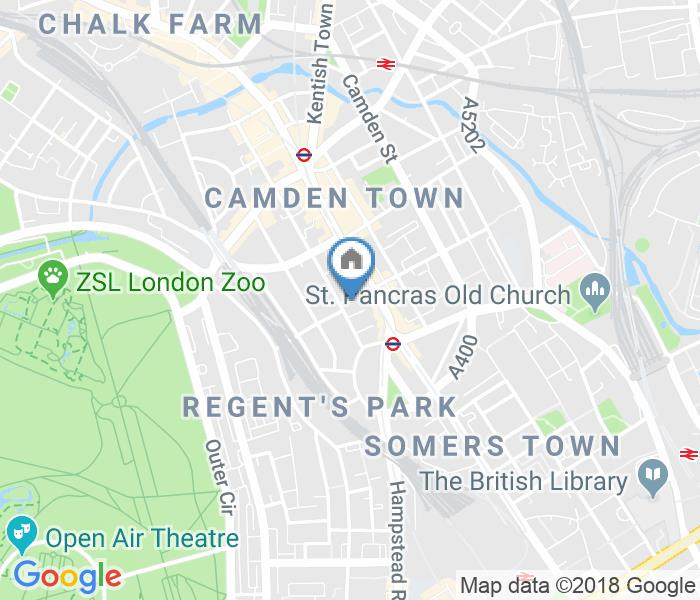 1 Bed Flat, Carlow Street, NW1