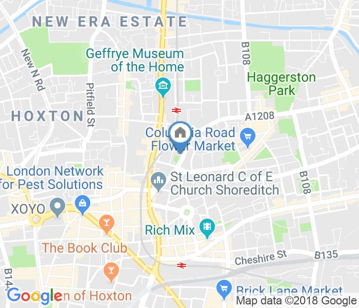 Room in a Shared Flat, Hackney Road, E2