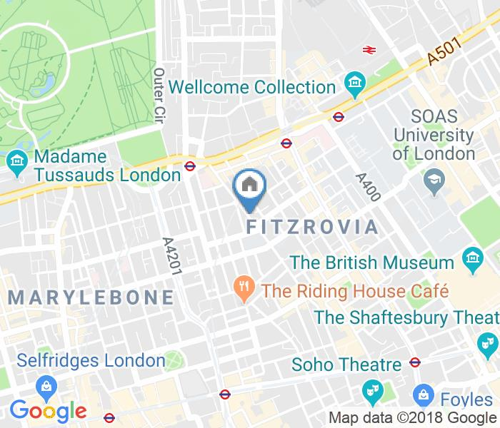 1 Bed Flat, Top floor flat () 78 Cleveland Stree, W1T