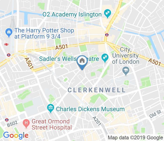 3 Bed Semi-Detached House, Lloyd Baker Street, WC1X