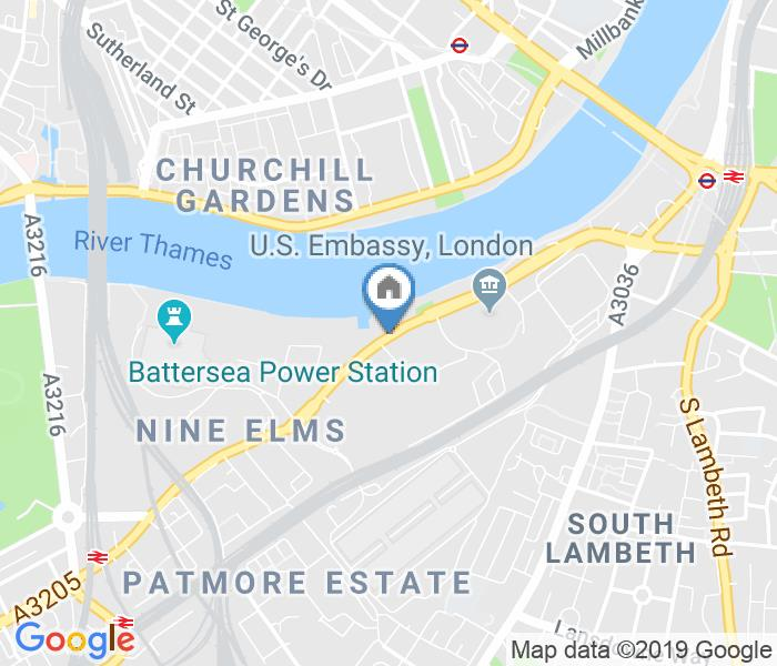 2 Bed Flat, Riverlight Quay, SW8