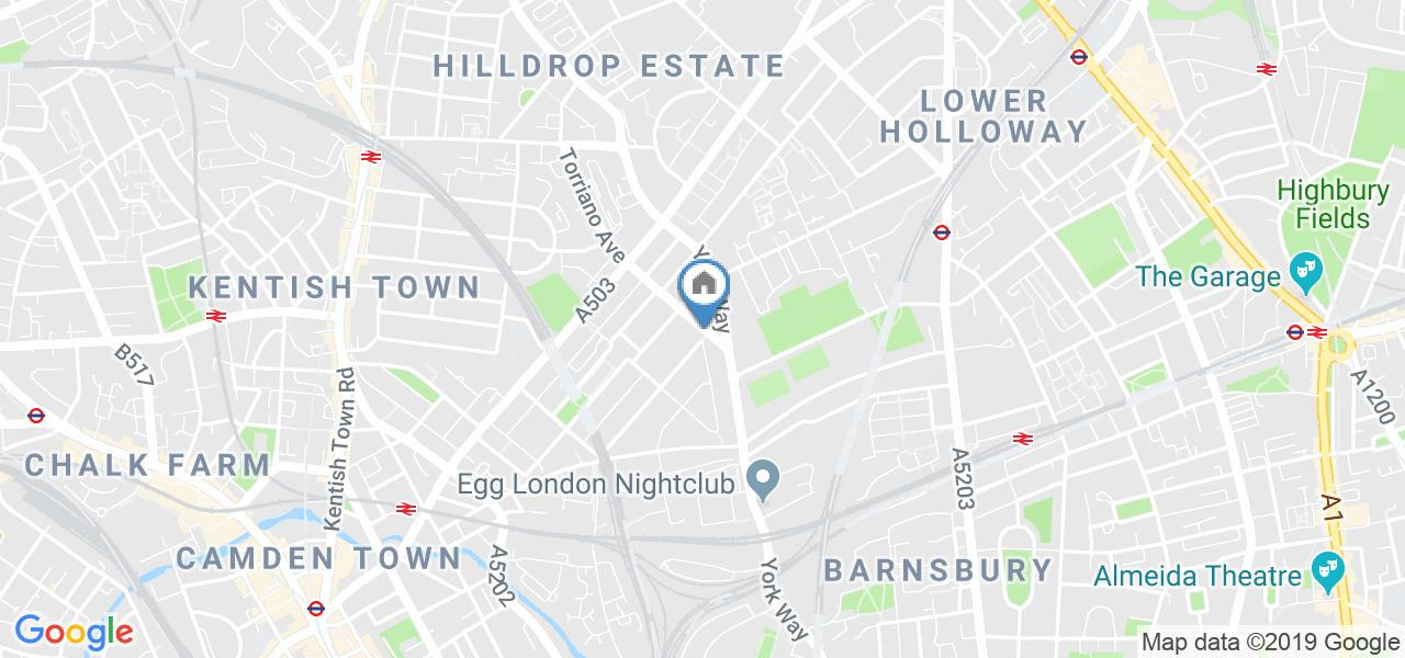 1 Bed Flat, Camden Park Road, NW1