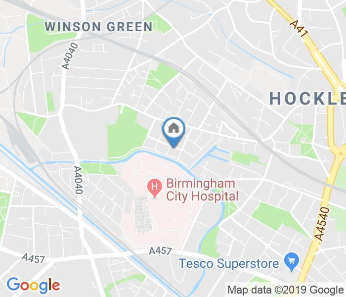 Room in a Shared House, Navigation Way, B18