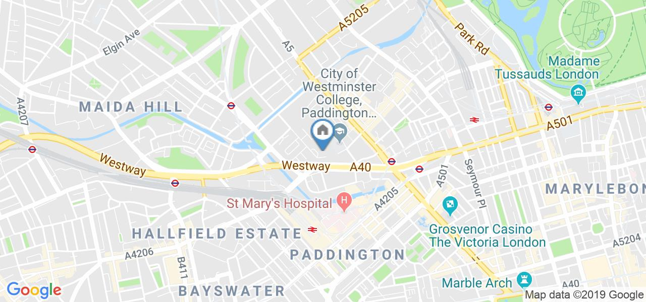 Room in a Shared Flat, St Mary's Terrace, W2